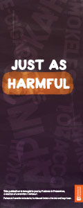 just as harmful