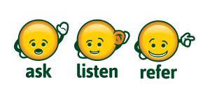 ask listen refer